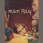 MAN RAY Photographs by Man Ray. 1920 Paris 1934, first edition, [1934]