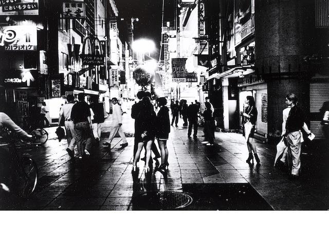 Daido Moriyama (Japanese, born 1938) Daido Hysterique Paper 27.9 x 35.4cm (11 x 13 15/16in), image 22.3 x 33.4cm (8 3/4 x 13 1/8in).