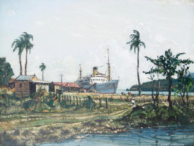Claude Muncaster (British, 1903-1974) A Jamaican bay