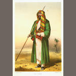 BURTON (RICHARD FRANCIS) Personal Narrative of a Pilgrimage to El-Medinah and Meccah, 3 vol., FIRST EDITION, 1855-1856