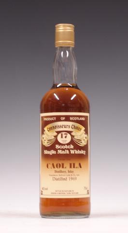 Caol Ila-17 year old-1969