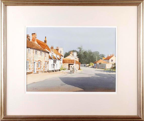 Jeremy Barlow (British, born 1945) Langham, Norfolk