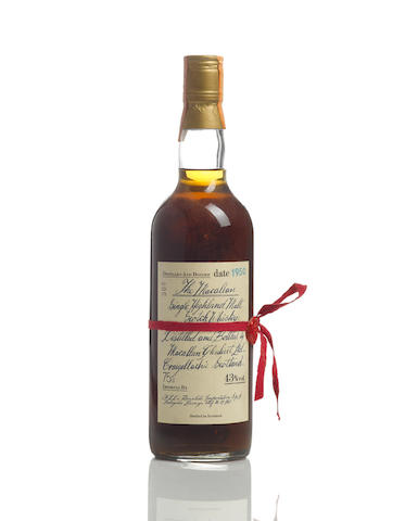 The Macallan-1950-Red Stripe