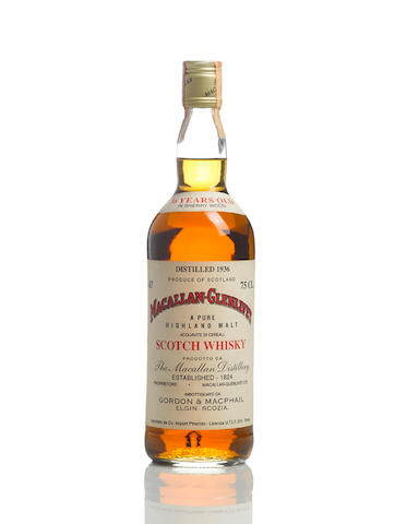 Macallan-Glenlivet-1936-36 year old
