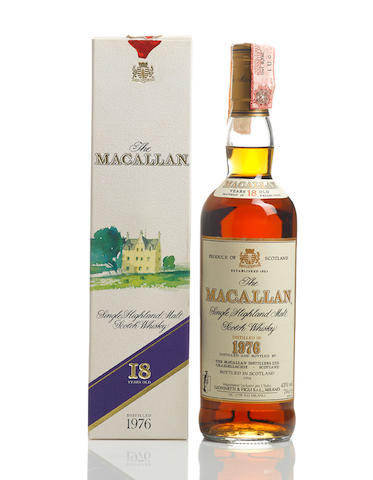 The Macallan-1976-18 year old