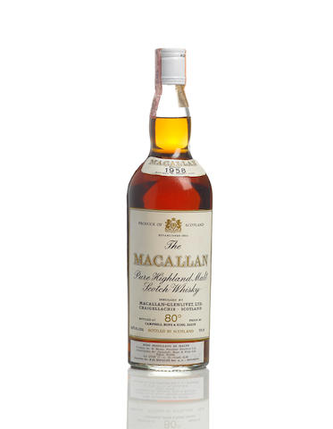 The Macallan- 1958