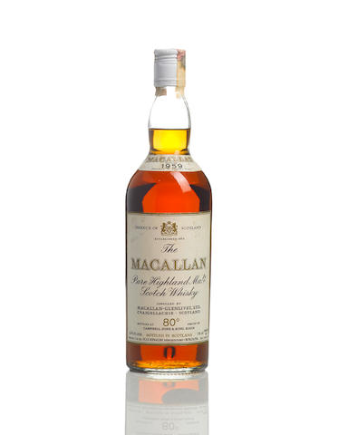 The Macallan- 1959
