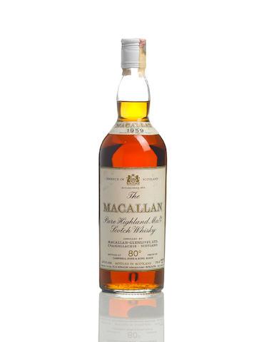 The Macallan-1959