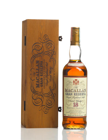 The Macallan Gran Reserva- 1979- 18 year old
