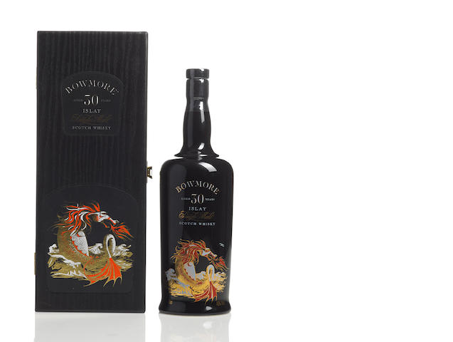 Bowmore Sea Dragon-30 year old
