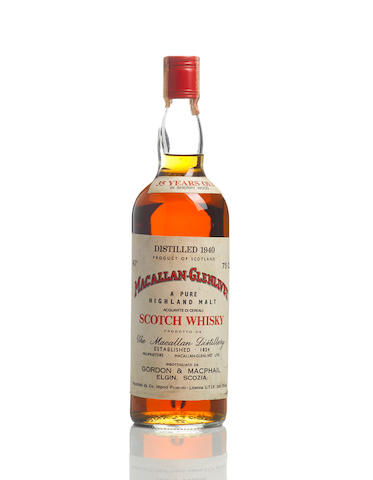 The Macallan-Glenlivet- 1940- 35 year old