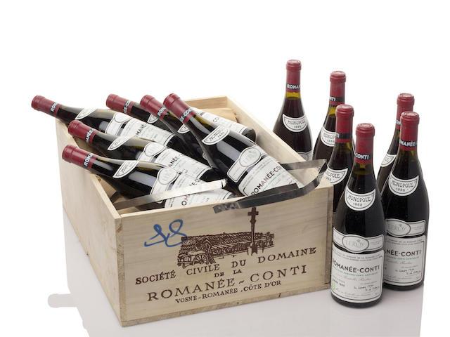 Romanée-Conti 1988 (12)