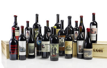 A collection of Sine Qua Non 1992-2006 (64)