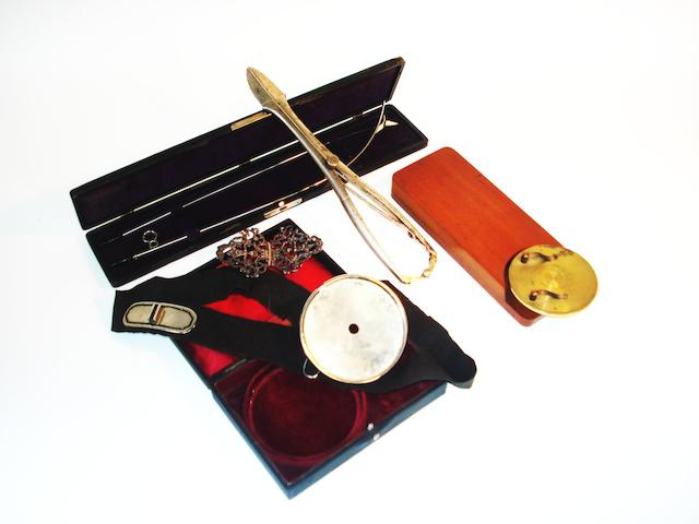 A collection of medical instruments,  (4)