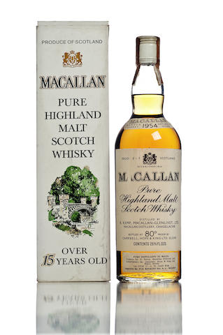 The Macallan- 1954