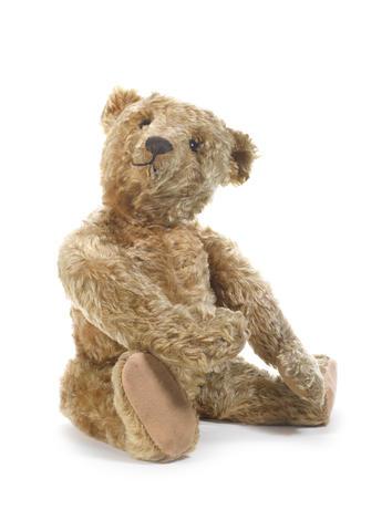 A fine Steiff Teddy bear, circa 1909