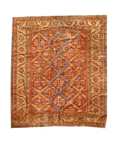 A Bakshaish carpet West Persia, 320cm x 222cm