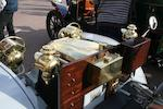 1902 Renault 8hp Type G Two-Seater  Chassis no. 416 Engine no. 8617
