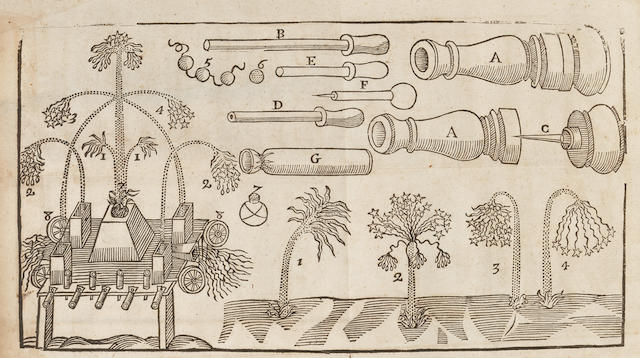 MORETTI (TOMASO) A General Treatise of Artillery: or, Great Ordnance, 1683