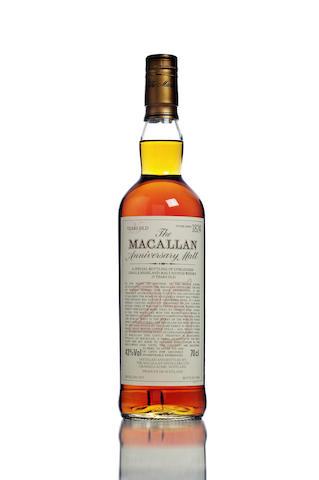 The Macallan Anniversary Malt-1975-25 year old