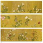 Attributed to Yun Shouping (1633-1690) Flowers