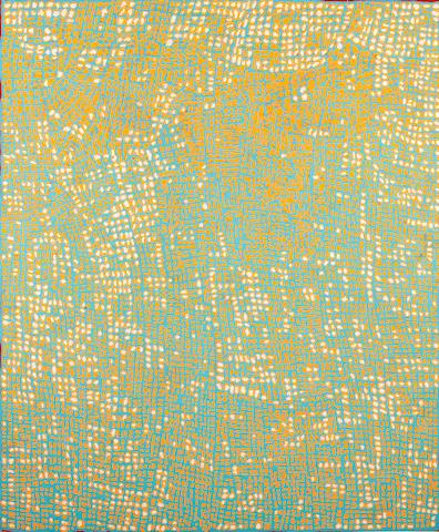 Walangkura Napanangka (born circa 1946) Untitled