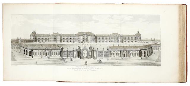 RUSSIA [LE CLERC (NICOLAS GABRIEL) Histoire physique,...de Russie], Atlas only, [1783-1785]