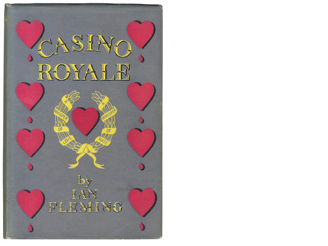 FLEMING (IAN) Casino Royale, FIRST EDITION, dust-jacket,  [1953]