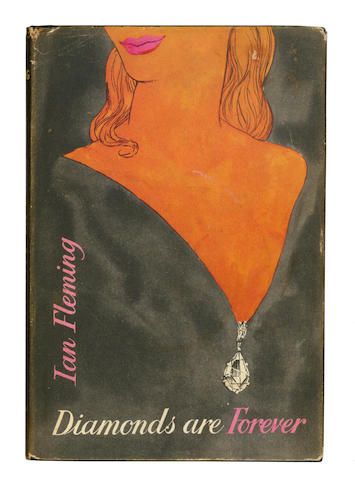 FLEMING (IAN) Diamonds Are Forever, FIRST EDITION