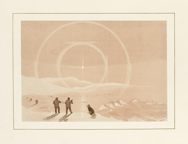 MOSS (EDWARD LAWTON) Shores of the Polar Sea. A Narrative of the Arctic Expedition of 1875-6, 1878