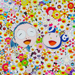 Takashi Murakami (Japanese, born 1962) Kaikai Kiki and me- The Shocking truth revleaved; me and Mr.DOB; Kaikai Kiki and Me- For better or worse, In good times and bad. The weather is fine Three offset lithographs printed in colours, each on wove, each signed and numbered variously from the edition of 300, published by Kaikai Kiki, Tokyo, with full margins, each 680 x 680mm (26 7/8 x 26 7/8in) (SH) (unframed) (3)