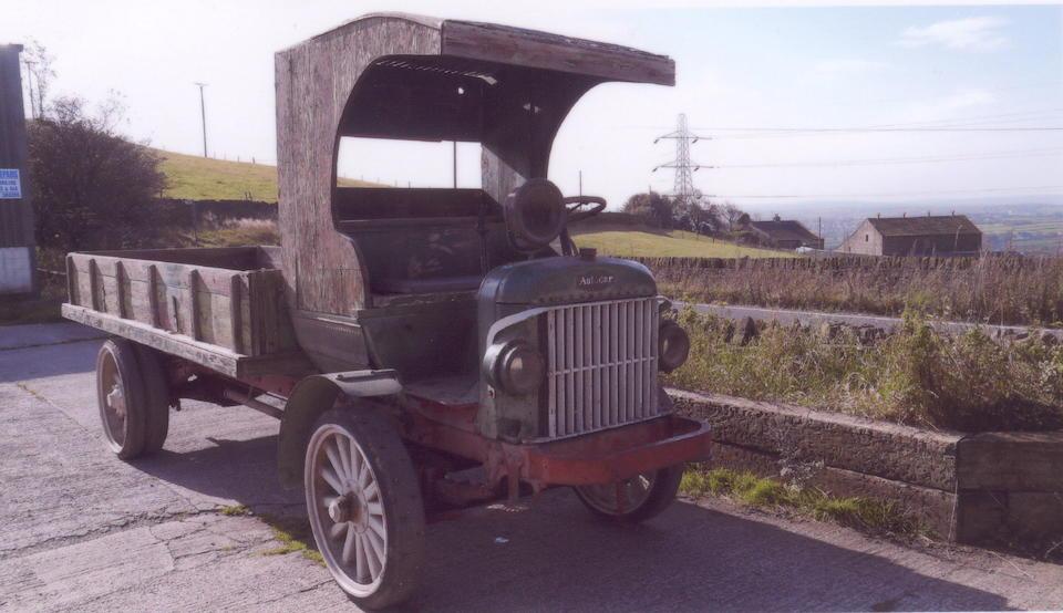 1925 Autocar 27KS 5-ton Truck  Chassis no. 55907 Engine no. 5200