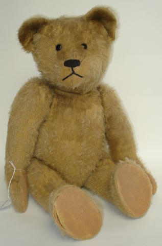 Early English Teddy bear