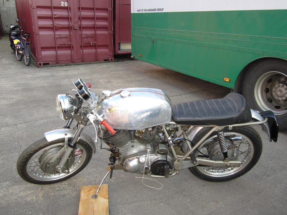 1969 Egli-Vincent 998cc Frame no. RSC 110 Engine no. F10AB/1/2152