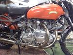 1951 Vincent 998cc Series-C Rapide Frame no. RC10599 Engine no. 10/AB/1/8699