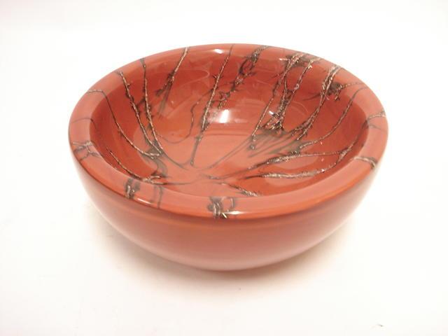 A Venini bowl