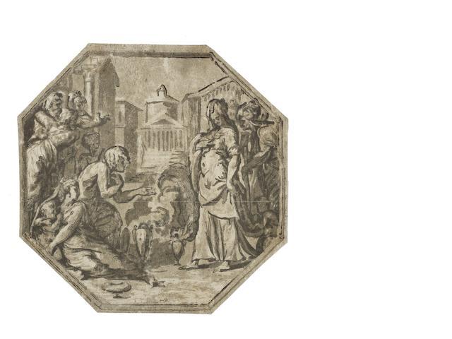 Antonio da Trento (Italian