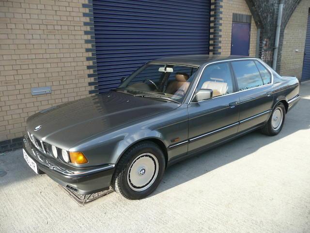 1988 BMW 750i LWB