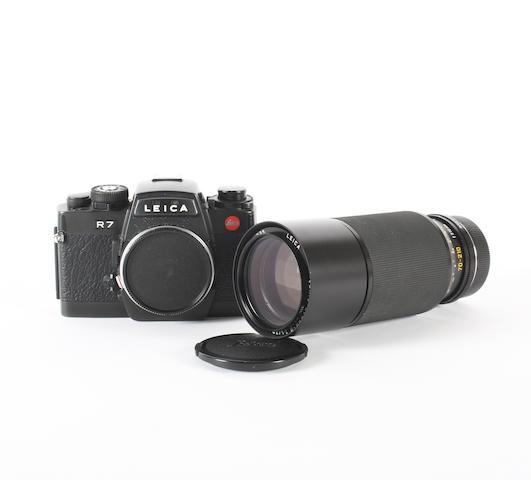 Leica R7 camera 3