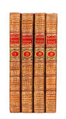 CHURCHILL (CHARLES) The Works, 4 vol., 1774