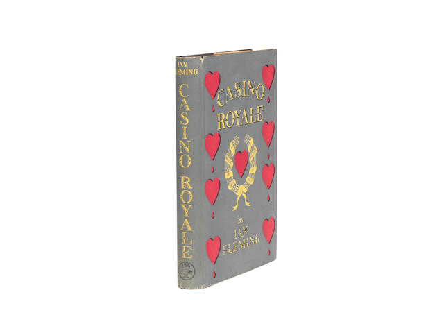 FLEMING (IAN) Casino Royale, FIRST EDITION, 1953