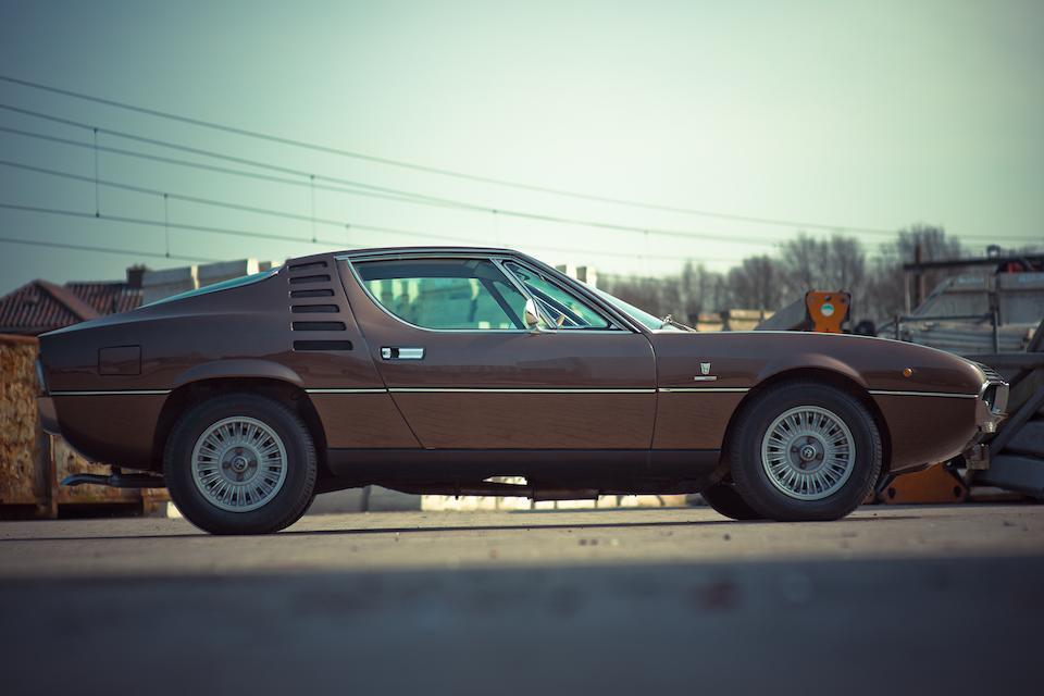 1977 Alfa Romeo Montreal Coupé  Chassis no. AR1427445