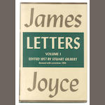 JOYCE (JAMES) Letters of James Joyce, 3 vol.; and a quantity of other volumes of collected letters