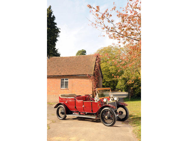 1912 Lanchester 38hp Limousine