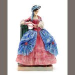 Figurines A Royal Doulton 'Kate Hardcastle' figure
