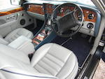 1996 Bentley Continental R Coupé  Chassis no. SCBZB15CXTCH53074 Engine no. 85599L410M/T1T