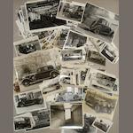A quantity of pre-War Rolls-Royce photographs