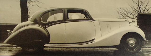 A collection of photographs depicting Rolls-Royce coachwork,