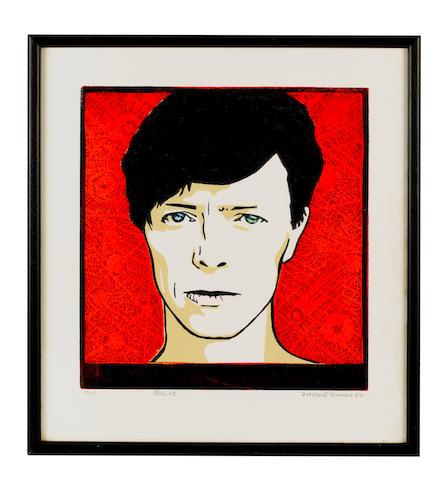 Fassett Burnett (1932- ): 'Bowie',