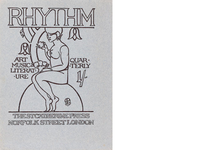 Rhythm Quarterly, Spring 1912, a good clean copy